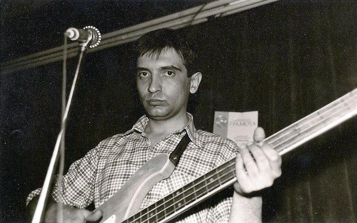 Орион/ Иваца the bass