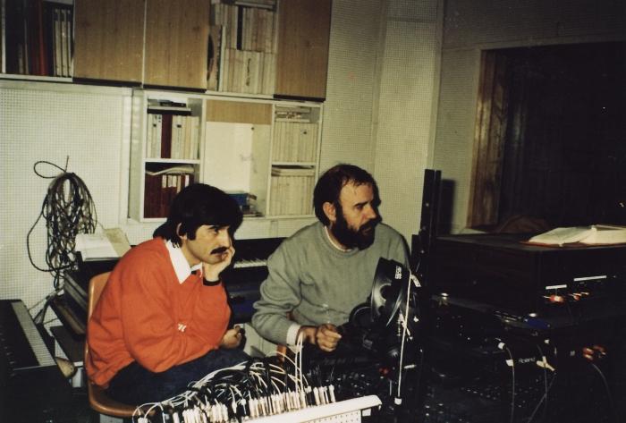Ачо и Юри 1992г.