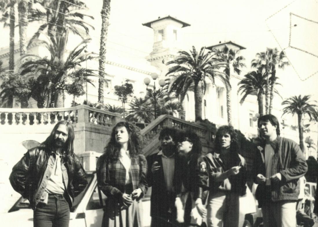 Орион & Милена / Сан Ремо 1990