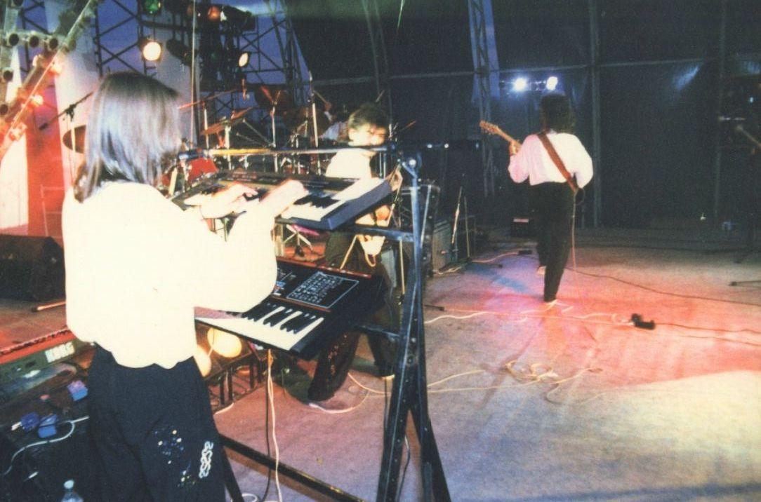 Орион в програмата на Рок ринг 1988