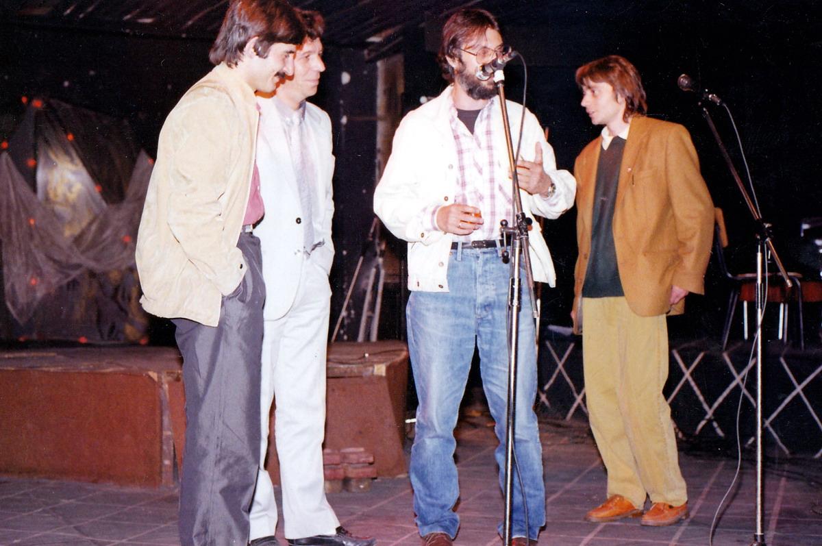 А бяхме млади... Премиера на първото CD на Юри Стойков в Клуб 113+